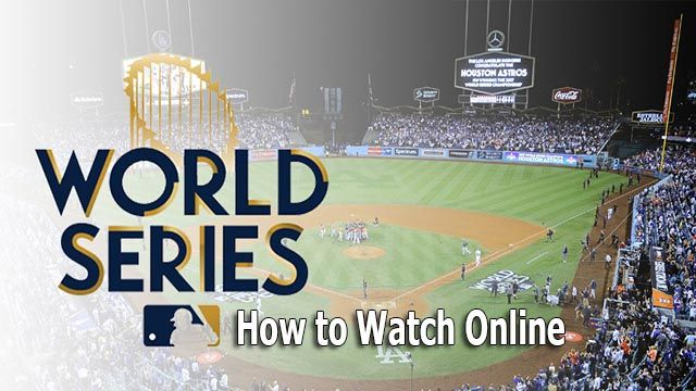 mlb world series live stream